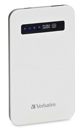 verbatim portable power pack - 4