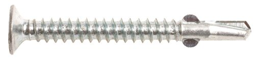 PAM Fastening Technology SDW10134 Clear Zinc Wood to Stee...