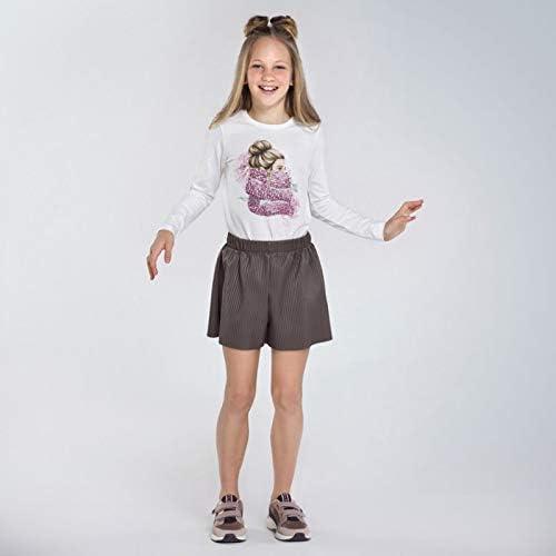 Maglietta a maniche lunghe Mayoral da bambina modello 7070