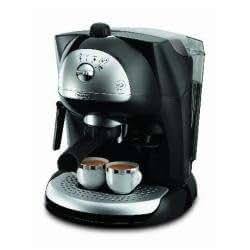 Delonghi Coffee Maker Usa : Amazon.com: OVERSEAS USE ONLY DeLonghi EC410B Living Innovation Cappucchino and espress coffee ...