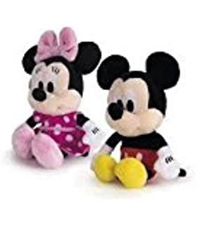 Mickey Mouse - Minnie Peluches con Sonidos (IMC 182806)