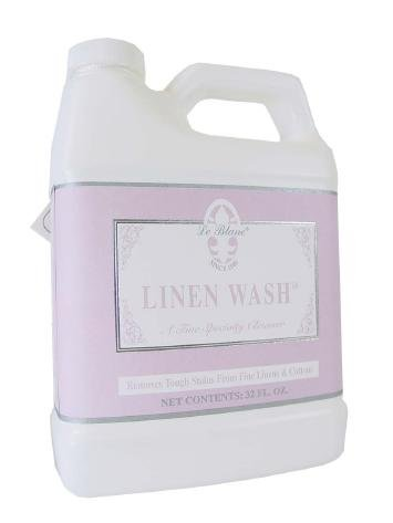 Le Blanc Linen Wash Classic Scent Clean Vintage Precious Heirloom Linens Safely, 6Pack