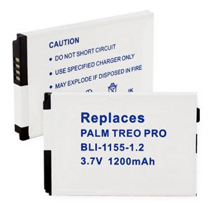 Empire replacement battery for Palm Treo Pro, 3343WW, (Palm Treo Pro Replacement)