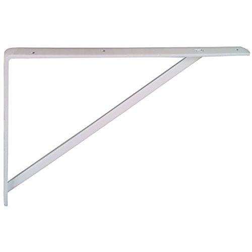 National/Stanley Hardware 22010735 Corner Brace - Flat 2-1/2'' X 1/2'' - Zinc