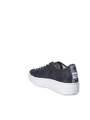 Femmes Sneakers COT BLAUER 8SMELLS05 36 SHOES Noir wtvvqIg