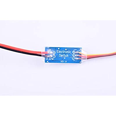 Dr.Mad Thrust Electronic on/Off Swtch for RC Boat,Car,Plane and So on: Toys & Games