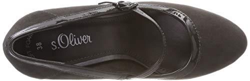 214 caviglia 214 alla grigio carbone 5 cinturino S caviglia oliver 24402 21 donna 5 cinturino da alla xUw77XBOqa