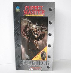 Puppet Master Decapitron Action Figure, 12 - Inch]()