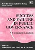 Success and Failure in Public Governance 9781843762171