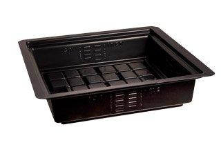 Active Aqua - 2 ft. x 2 ft. - Black Flood Table (Black Flood Tray)