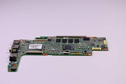 FMS Compatible with 787724-001 Replacement for Hp Cd570m 2gb Ram 16gb Emmc Storage Motherboard 14-X010NR