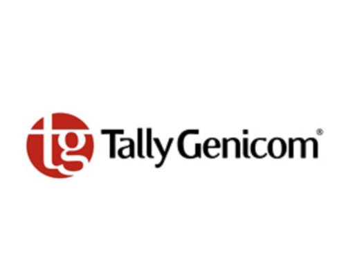 - Tallygenicom - Ribbon Cartridge - Black