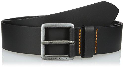 Boss+Orange+Men%27s+Jeeko+Italian+Leather+Belt%2C+black%2C+34