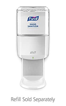 Amazon Com Purell Es8 Touch Free Hand Sanitizer Dispenser With
