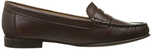 Jack Rogers Women's Quinn Penny Loafer Dark Brown bIRjgj9fqU