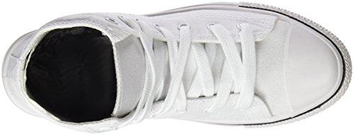 Scarpe Blanco bianco 44 Nero Alta Kripton Taglia West YPnqgzYwd
