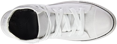 West Blanco Kripton Taglia bianco Nero Alta Scarpe 44 g7nqS