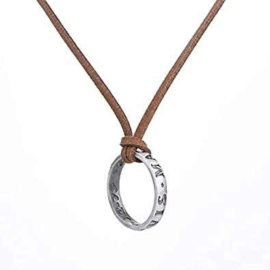 uncharted nathan drake necklace