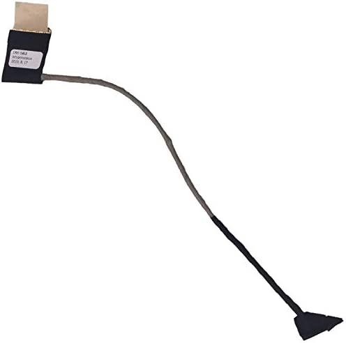 Cable Length: As Photo Show, Color: Black Computer Cables Laptop Cable for ACER Aspire ONE D150 A150 KAV10 PN:DC020000H00 Repair Notebook LED LVDS Cable
