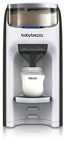 New and Improved Baby Brezza Formula Pro Advanced Formula Dispenser Machine