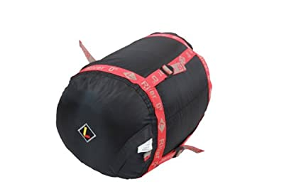 Ledge Sports River +0 F Degree XL Oversize Mummy Sleeping Bag (86 X 34 X 24)
