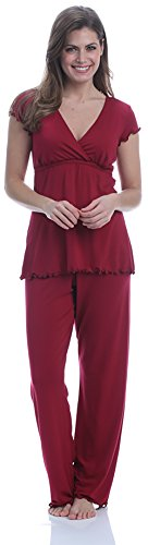 The Genna PJ Set, Syrah, ()