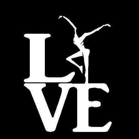 Fire Dancer Love DMB PREMIUM Decal Vinyl Sticker|Cars Trucks Vans Walls Laptop| White |5.5 x 4.25 in|CCI1186