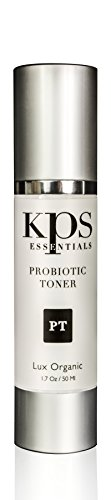 Probiotic Facial Toner Witch Hazel Apple Cider Vinegar Wrinkle Preventer Soothe Repair Sun Damaged Skin Natural Blemish Treatment Anti Aging Organic Face Products by KPS Essentials