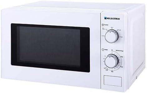 MICROONDAS MILECTRIC MIW-20LB (Capacidad 20L, Potencia 700W con 5 Niveles, Descongelador)
