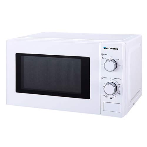 MICROONDAS MILECTRIC MIW-20LB (Capacidad 20L, Potencia 700W con 5 Niveles, Descongelador) a buen precio
