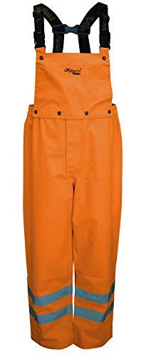 (Viking Men's Viking 300d Safety Bib Pant Orange (2