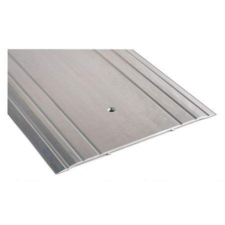 Saddle Threshold, 72'' L, Fluted, 10'' W by NATIONAL GUARD (Image #1)