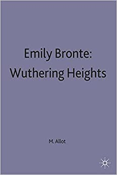 emily bronte  wuthering heights  a selection of critical essays    emily bronte  wuthering heights  a selection of critical essays  casebooks series