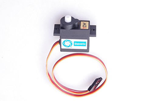 SMAKN® Y09G 9g Micro Small Servo Motor Rc Robot Helicopter for Arduino 2560 Uno R3 Avr A049