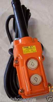 4 Wire Remote Control for Double Acting Hydraulic Pumps
