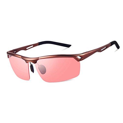 3828d5f956 HAIYING Gafas De Sol Moda Deportes Gafas De Sol Para El Béisbol Ciclismo  Pesca Golf Gafas ...