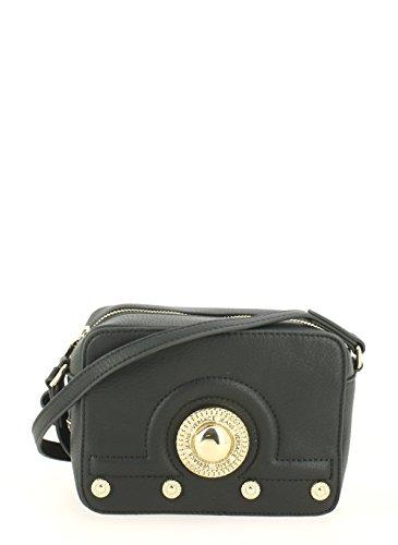 Versace Jeans, Borsa a tracolla donna Nero nero