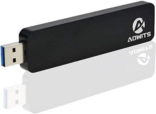 ADWITS USB 3.0 UASP a SATA NGFF M.2 2230/2242/2260/2280 SATA Key B ...