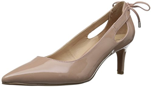 Franco Sarto Women's Doe Pump, Red, 10 M US Victorian Rose