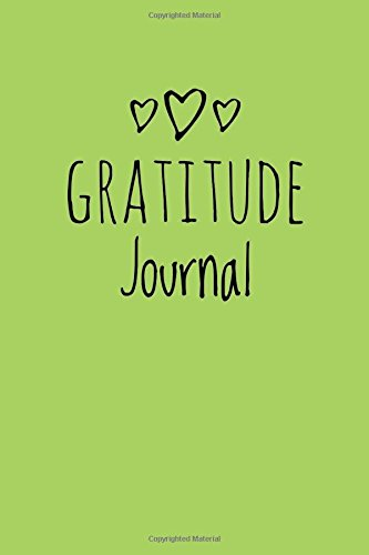 Gratitude Journal Personalized mindfulness thanksgiving