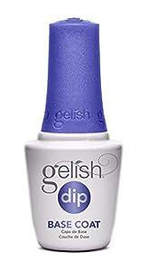 Hand & Nail Harmony Harmony Gelish Nail Dip Liquid Base Coat Step 2, 0.5 Ounce