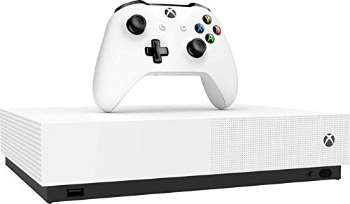 Microsoft - Xbox One S 1TB All-Digital Edition Console with Xbox One Wireless Controller