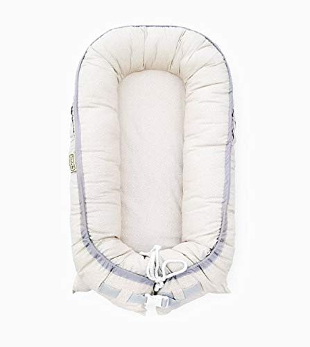 Organic Newborn Lounger Water-Resistant