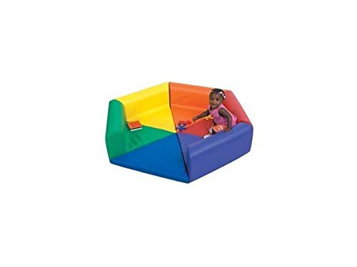 Tiny Tot Hexi Pod by Children's Factory