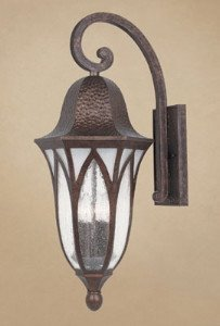 Designers Fountain 20631-BAC Berkshire 11'' Wall Lantern