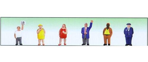 (Model Power O Fat People (6) MDP6062)