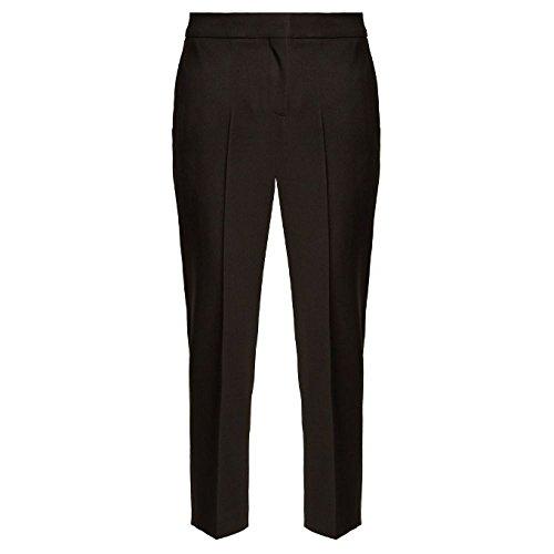 生態学チャンス樹皮(アレキサンダー マックイーン) Alexander McQueen レディース ボトムス?パンツ クロップド High-rise slim-leg cropped wool trousers [並行輸入品]