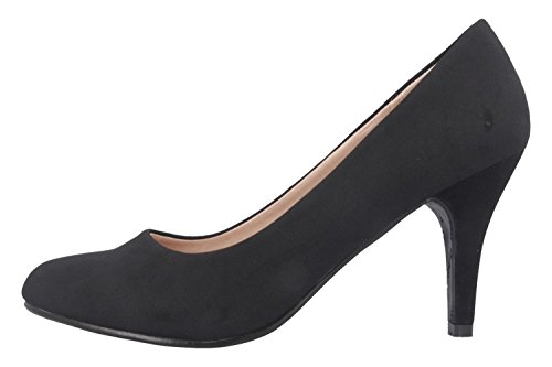 Am Noir Sandales Femme Mary Style Janes Pour U8aqUZvwr