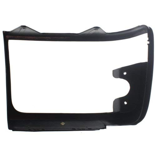Headlight Door Compatible with FORD F-SERIES 1992-1997 LH Gray