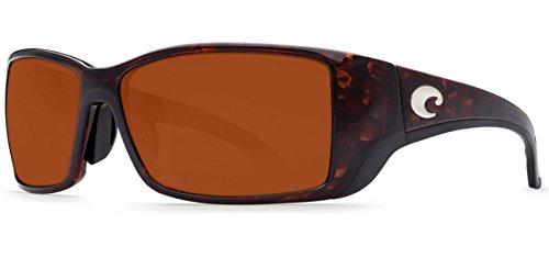 Costa Del Mar Blackfin Polarized Sunglasses Tortoise